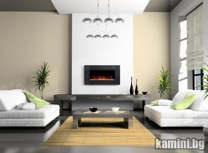 Електрическата камина - модерната камина