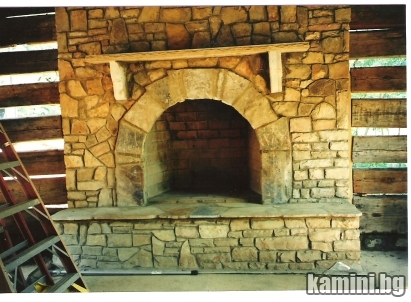 Зидани камини